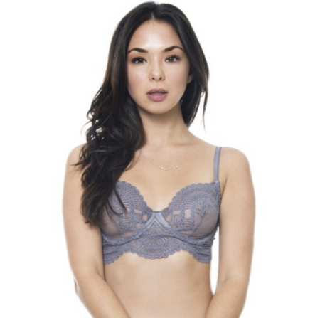 Sasha Bra Midnight Blue