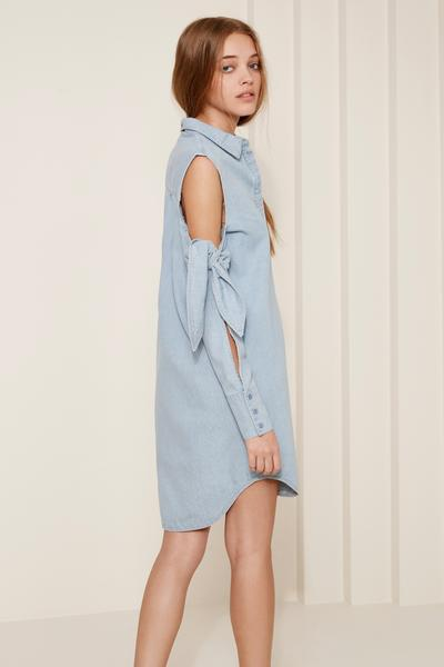 Mania Shirt Dress - Sueño Clothing