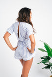 Sunkissed Playsuit - Sueño Clothing