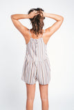 Calvin Romper - Horizon Stripe - Sueño Clothing