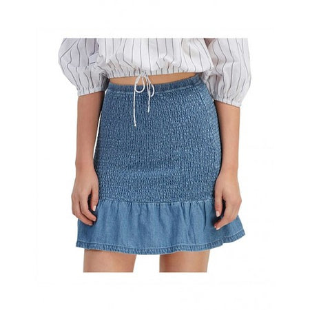 Academic Check Skirt