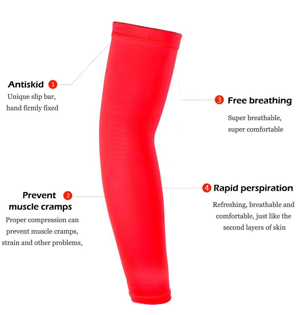 Breathable Arm Sleeves - OBEVY