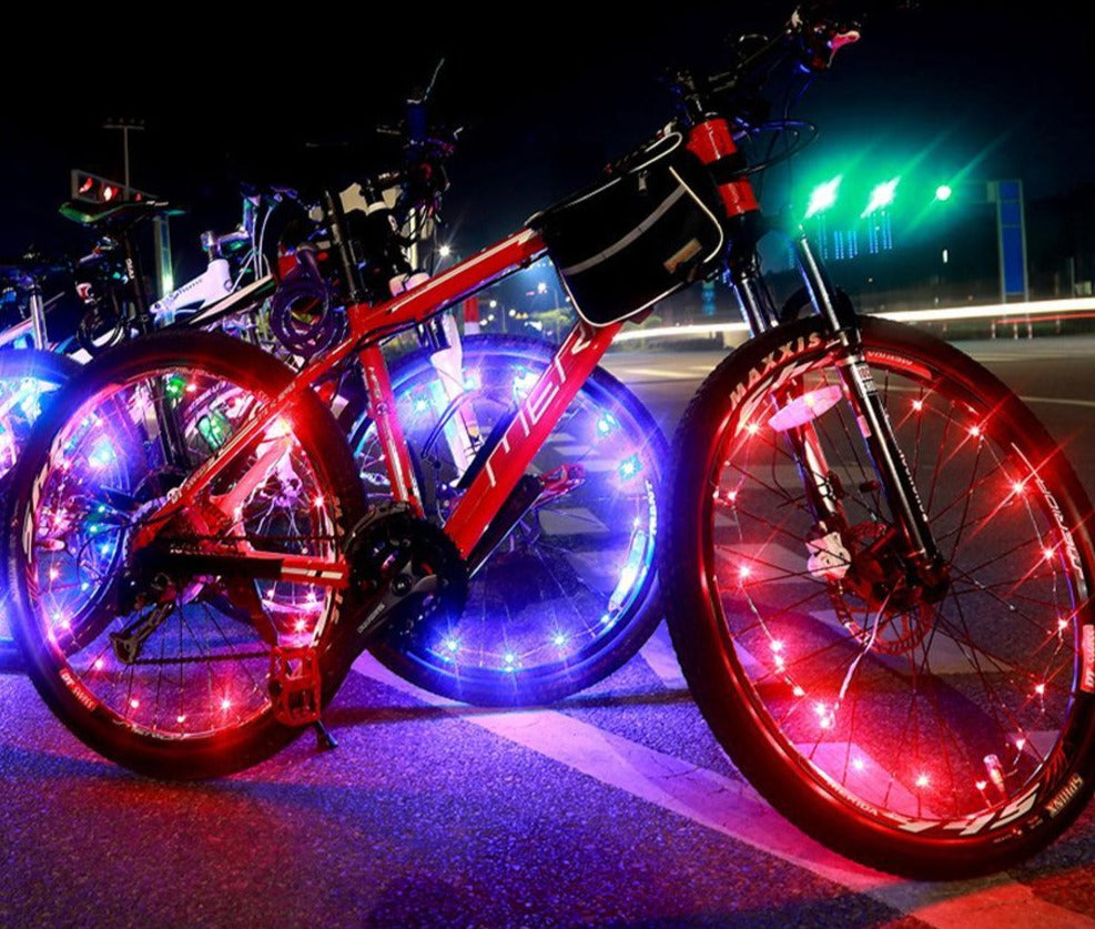 Zevo 5P - Colorful Spoke LED - OBEVY