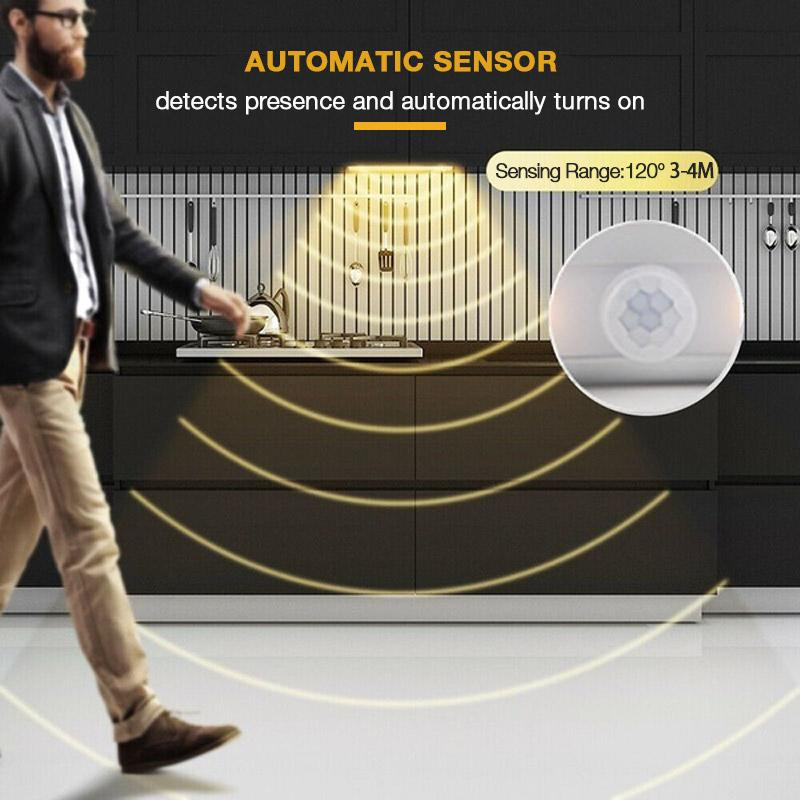 Auto-Sensor Wireless LED Light