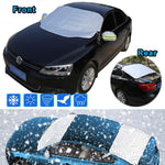 Universal Premium Windshield Snow Cover (Include Ear Cover)