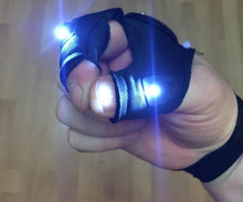 Load image into Gallery viewer, Visilight - Night-time safety gloves - OBEVY