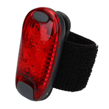 Load image into Gallery viewer, Safy 2 - Helmet Bright Red Light - OBEVY