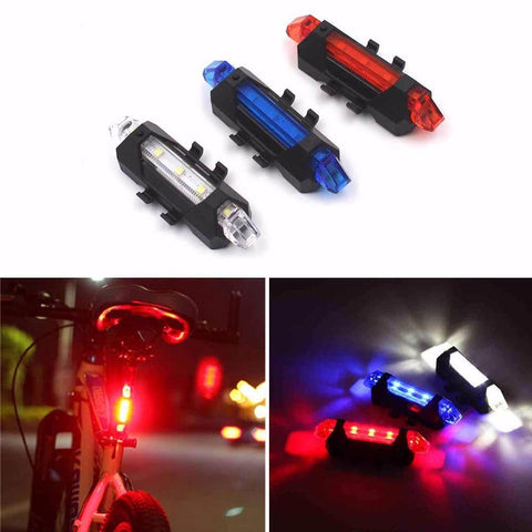 Safy 5 - USB Rechargeable Light
