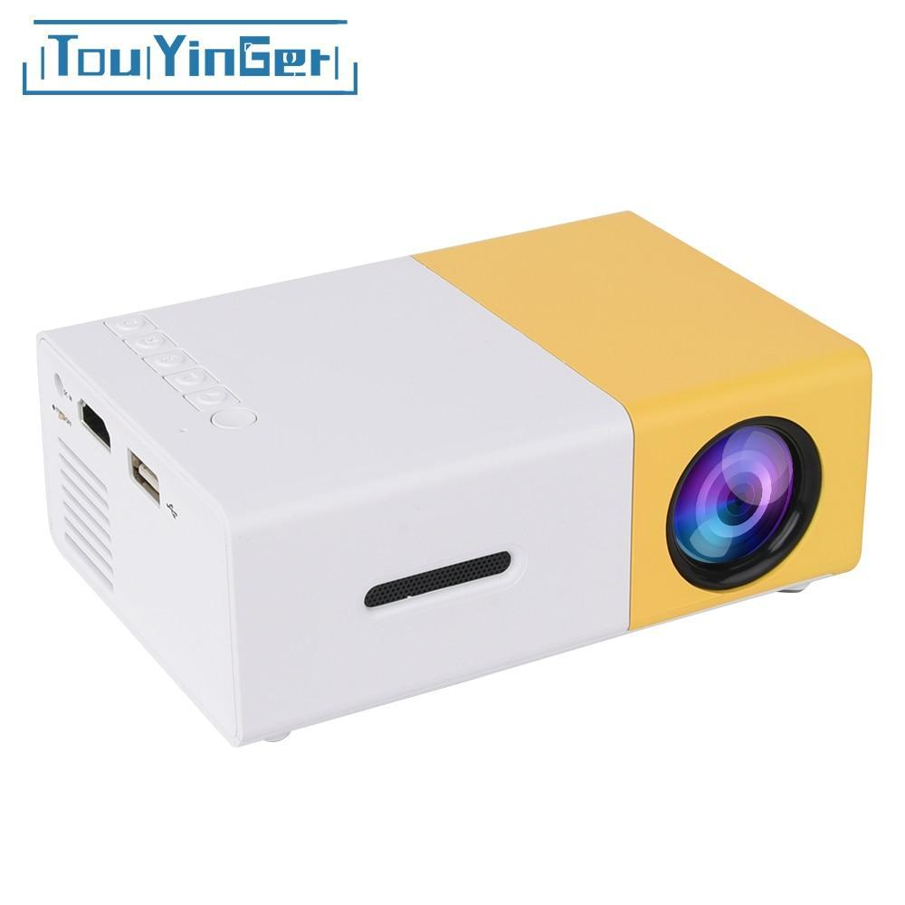 Portable Pocket Projector - OBEVY