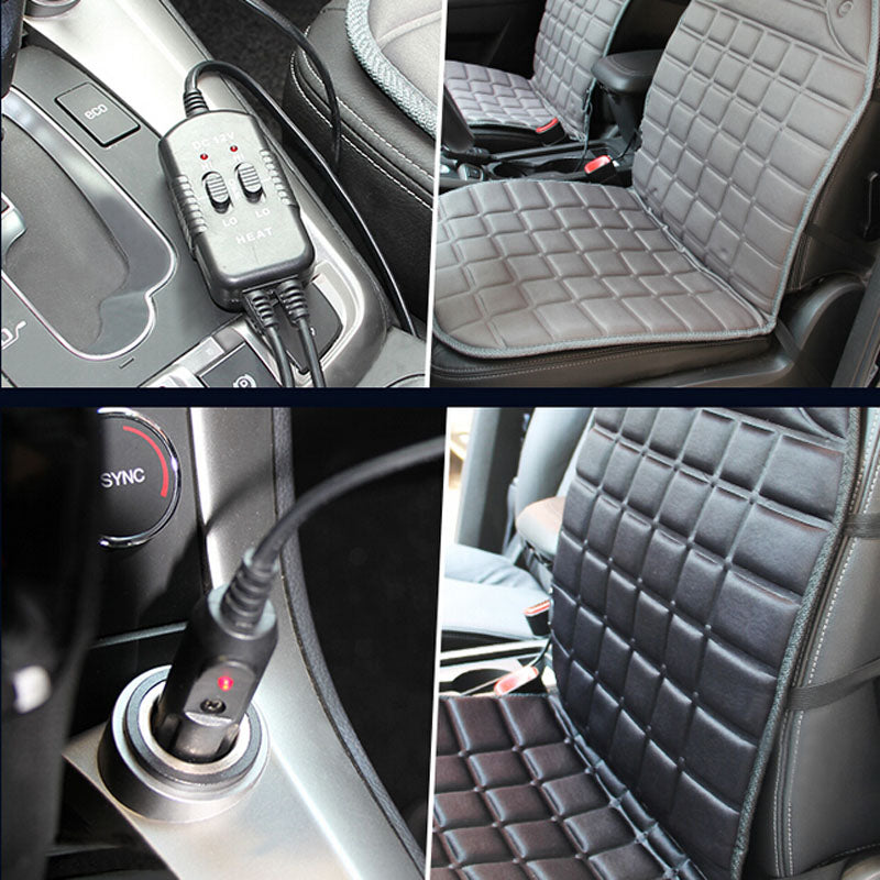 Car Seat Heater - Universal, Smart & Multifunctional
