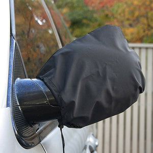2x Rearview Mirror Cover