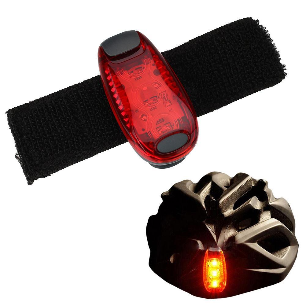 Safy 2 - Helmet Bright Red Light - OBEVY