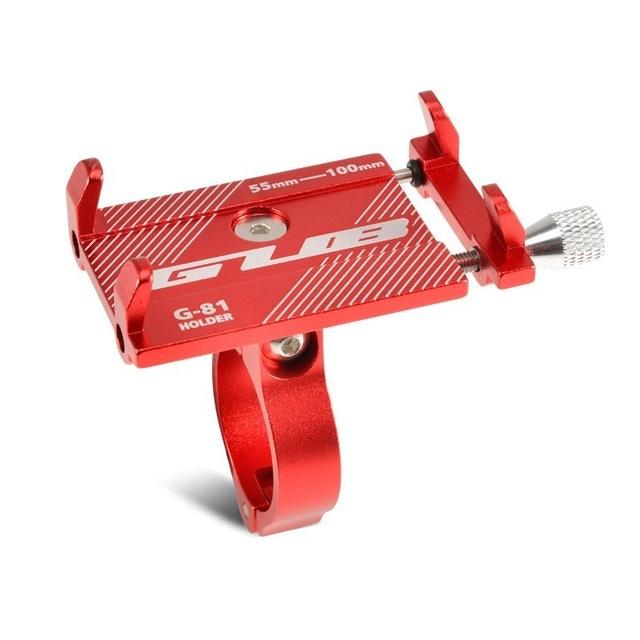 G-81 Aluminum Bicycle Phone Holder