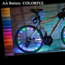 Load image into Gallery viewer, Zevo 5P - Colorful Spoke LED - OBEVY