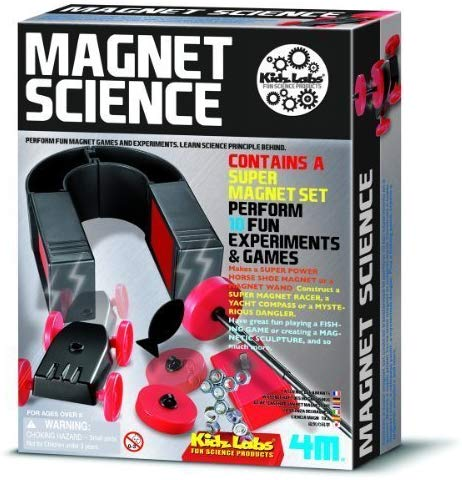 4M Magnet Science Kit (1 Pack) by 4M
