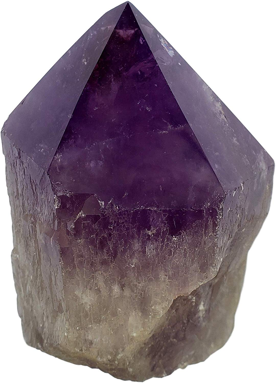 Amethyst Point from Brazil - Decorative Crystal - Healing Gemstone