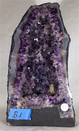 SALE: Amethyst Crystal Tower Cathedral #51 - dinosaursrocksuperstore