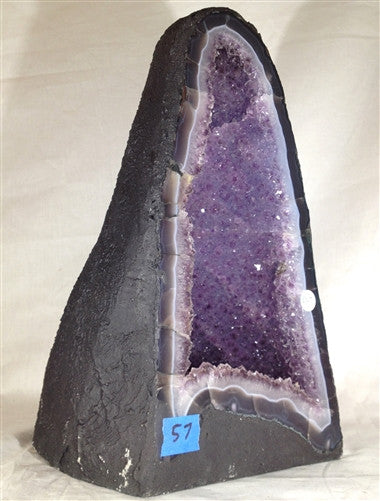 SALES: Amethyst Crystal Tower Cathedral #57 - dinosaursrocksuperstore