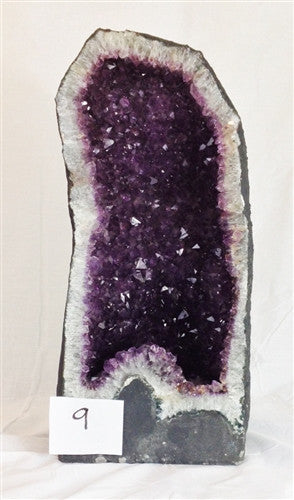 SALE: Amethyst Crystal Tower Cathedral #9 - 90 lbs - 2 ft - dinosaursrocksuperstore