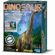 Kidz Lab Brachiosaurus Excavation Dig Kit - dinosaursrocksuperstore