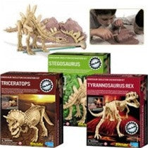 Kidz Lab 3-Pack - Dinosaur Excavation Dig Kits - dinosaursrocksuperstore
