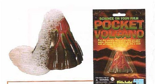 "Volcano ""Pocket"" Kit - dinosaursrocksuperstore"