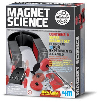 Magnet Science Kit - dinosaursrocksuperstore