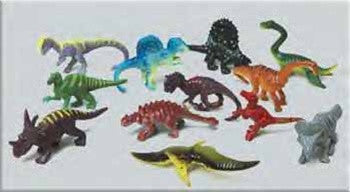 Favor - Toy Dinosaurs - set of 12 - dinosaursrocksuperstore