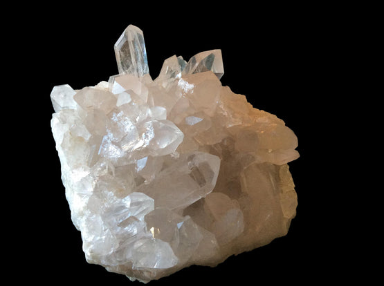 Quartz Crystal Display Specimen - dinosaursrocksuperstore