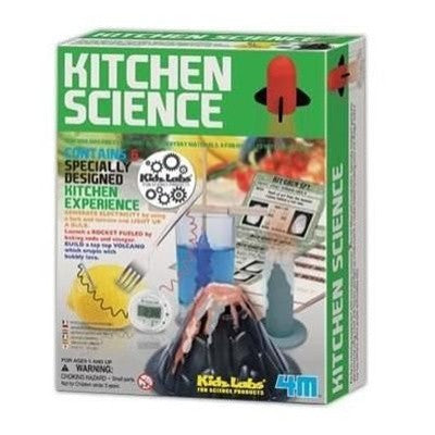 KITCHEN SCIENCE KIT - dinosaursrocksuperstore