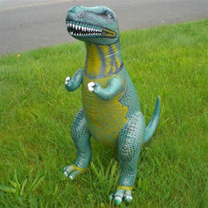 "Inflatable T-Rex  - 43"" - dinosaursrocksuperstore"