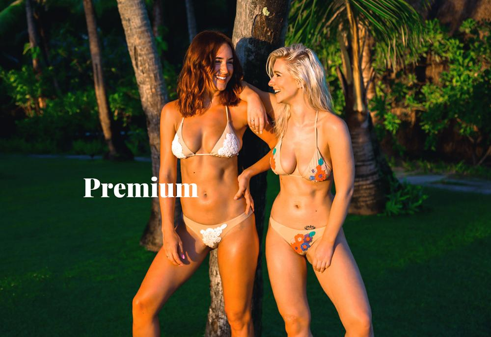 Premium Swimwear Collection