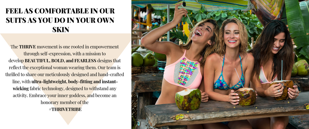 Our swimwear and activewear is designed with you in mind. Moisture-wicking, Quick Dry fabric technology has your back, whatever the activity. From surfing, to paddle boarding and partying at the beach bar and pool party, shop our swimwear