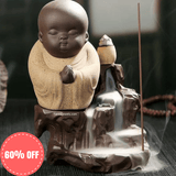 Bold Monk Backflow Incense Burner