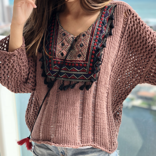Hippie Spirit Sweater