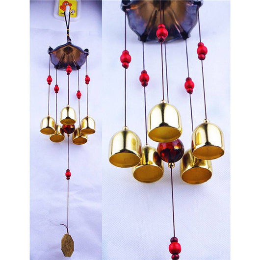My Mantra Copper Windchimes
