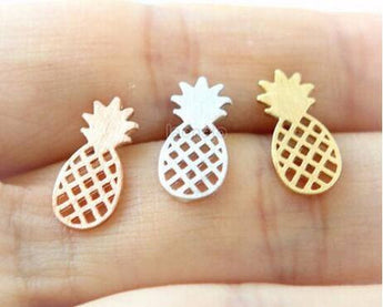 Pineapple earings