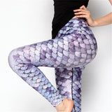 Mermaid Yoga Pants