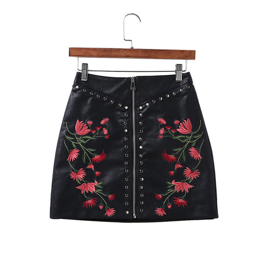 Flower Embroidery Mini
