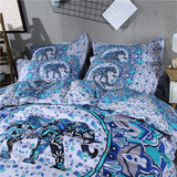 Elephant Ocean bedding set