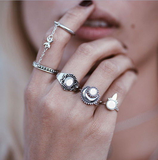 Gaia Ring Collection