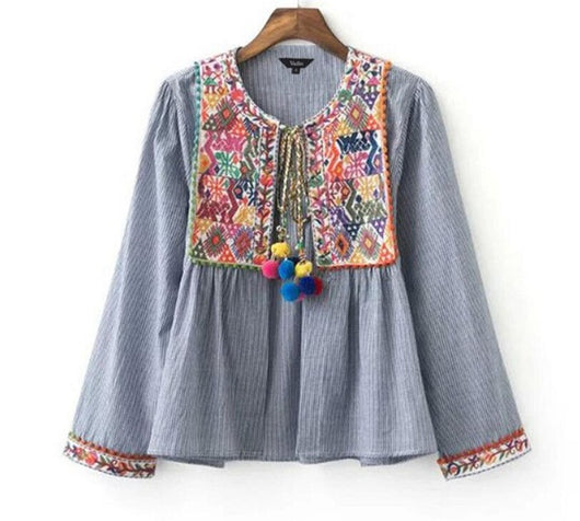 Boho Embroidery EMMA  Jacket