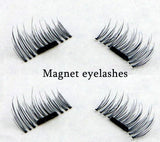 Reusable Magnetic 3D False Eyelashes