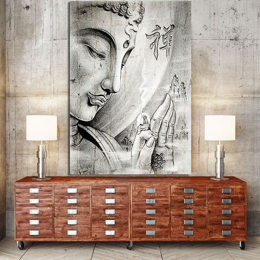 Inner Peace Wall Art