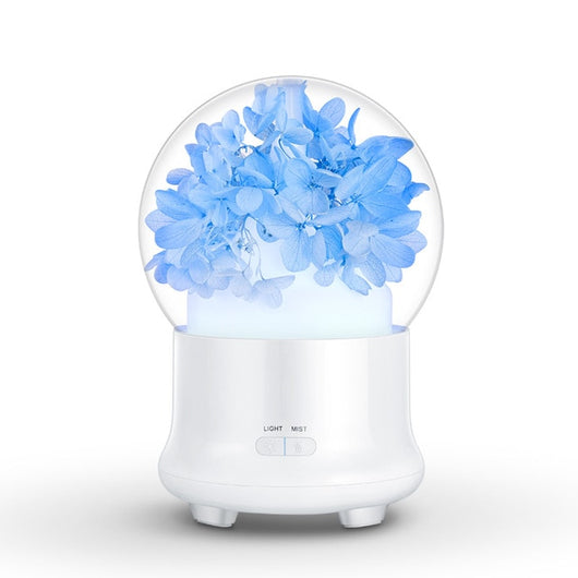 Electric Aromatherapy Ultrasonic Humidifier Essential Oil Aroma Diffuser