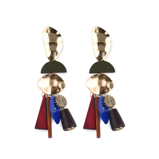 Extravagant Dangle Earrings