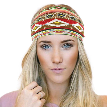 Bohemian Cotton Turban