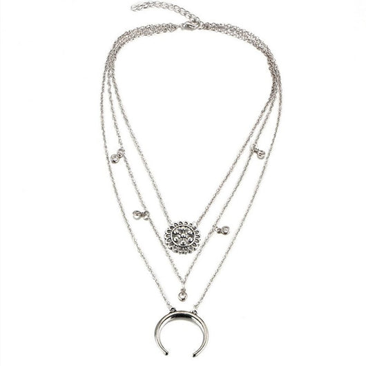 Luna Layered Necklace
