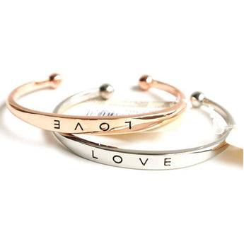 Gold Plated Love Bracelet
