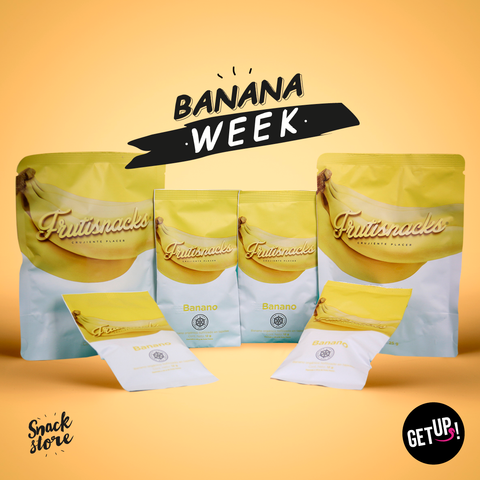Banana Week - GET UP! Delicious Life